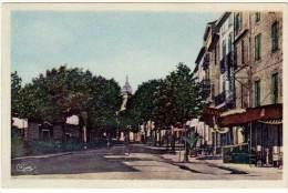 Manosque, Boulevard Casimir Pelloutier - Manosque