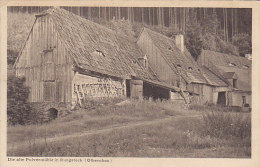 Die Alte Pulvermühle In Rungstock (Olbernhau) - Olbernhau