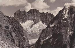 Switzerland Arolla Cabane Jenkins Dents Des Bouquetins Mont Collon Real Photo - VS Valais