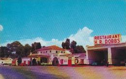 Mexico Ixmiquilpan H R Dobbs Restaurant Curio Shop &amp  Gas