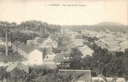 GUYANE - CAYENNE - VUE PRISE DU FORT CEPEROU - Cayenne