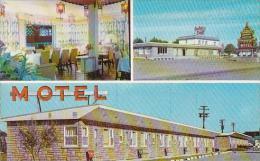 Canada Quebec Fabreville Ste Rose Diner &amp  Motel