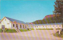 Canada Quebec Perce Sea Gull Motel