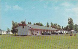 Canada Quebec St Sulpice R Bonin Cabins &amp  Motel