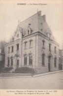 Thematiques 35 Ille Et Vilaine Fougères Architecture La Caisse D'Epargne Cet Hôtel Fut Inauguré Le 25 Janvier 1906 - Fougeres