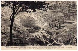 Saint Laurent Les Bains - Vue Générale Prise De La Route De La Bastide - France