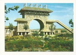 Cp, Algérie, Mostaganem, La Porte Du Fort De L'Est - Mostaganem
