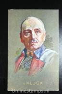 Germany, Picture Postcard Generaloberst Von Kluck, 1915 Feldpost