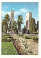 Cp, Venezuela, Caracas, Monumento De La Nacion A Sus Proceres, Paseo Los Ilustres - Venezuela