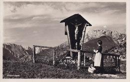 Berchtegaden Götzen-Alm Almandacht - Berchtesgaden