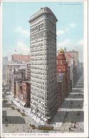 L1431 - Flat-Iron Building New York - New York City