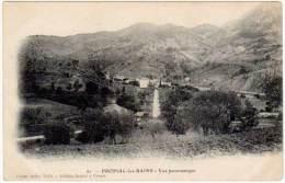 Propiac - Vue Panoramique - France