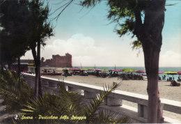 SANTA  SEVERA  /  Particolare Della Spiaggia _ Viaggiata - Roma