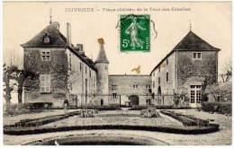Jujurieux, Vieux Château De La Tour Des Echelles - France