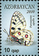 Az 0834 Azerbaijan Aserbaidschan 2010 - Azerbaïdjan