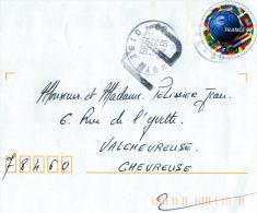 FRANCE - ENTIER POSTAUX Du Type Y&T N° 3170 - Ballon De Foot France 98 - Enveloppe Oblitéré - Entiers Postaux