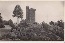 POSTCARD 1930 CA. DORKING LEITH HILL TOWER - England