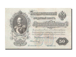 [#80507] Russie, 50 Roubles Type 1899 - Russie