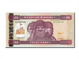 [#106955] Erythrée, 50 Nakfa Type 2004 - Erythrée