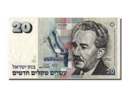 Israël, 20 New Shequalim Type Moshe Sharett - Israel