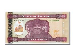 Erythrée, 50 Nakfa Type 2004 - Erythrée