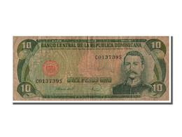 [#302264] République Dominicaine, 10 PesoS Oro Type Mella - Dominicaine