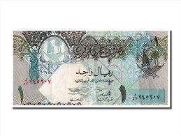 [#302254] Qatar, 1 Riyal Type 2003 - Qatar