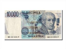 [#302256] Italie, 10 000 Lire Type Volta - [ 2] 1946-… : République