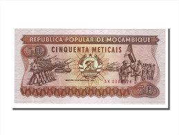 [#153936] Mozambique, 50 Meticais Type 1983-88 - Mozambique