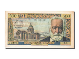 [#202662] 500 Francs Type Victor Hugo, 07 Janvier 1954, Fayette 35.1 - 1871-1952 Antichi Franchi Circolanti Nel XX Secolo