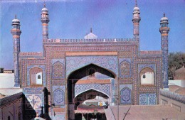 AK PAKISTAN KARACHI THE SHRINE OF THE GREAT MUSLIM SAINT - Pakistan