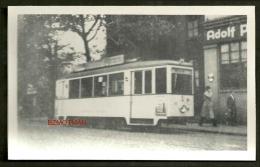RG696  Straßenbahn Wo? Nr 52 Linie 1 ?erse - Photographs