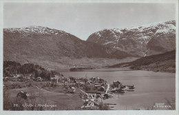 Norvège - Norway - Ulvik I. Hardanger - Norway