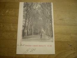 Netherlands - Pays Bas // HEEMSTEDE // Kerklaan // 1902 // Nauta 248 - Sonstige