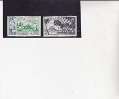 OCEANIE -POSTA AERIENNE N° 31 ET 32 NEUF X -  COTE : 17,50 € - Oceania (1892-1958)