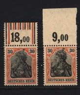 D.R.Nr.D.R.Nr.89,OR P +W ,xx (133) - Unused Stamps