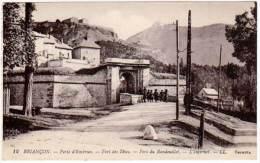 Briançon, Porte D'Embrun, Fort Des Têtes (militaires) - Briancon