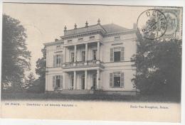 "De Pinte - Kasteel ""Le Grand Pauvre"" - 1907 - Uitg.  Emile Van Risseghem, Deinze - De Pinte"