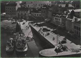 56 BELLE-ILE-en-MER - Le Port - Embarquement Sur Le Guédel - Belle Ile En Mer
