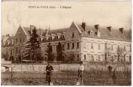 Pont De Vaux - L'Hôpital - France