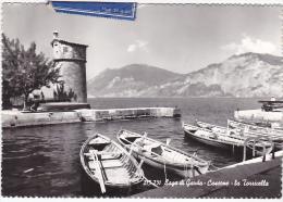 CASSONE - MALCESINE - LA TORRICELLA - LAGO DI GARDA - VIAGG. 1960 - - Italia