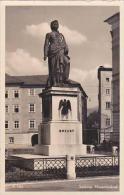 Austria Salzburg Mozartdenkmal Real Photo