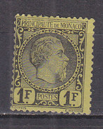PGL AQ015 - MONACO N°9 * CERTIFICATE - Monaco