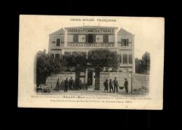 MILITARIA  - CROIX ROUGE - Maison De Convalescence D'Ekmül - ORAN - Légionnaires - Croix-Rouge