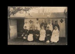 MILITARIA  - CROIX ROUGE - Carte Photo - Infirmière - - Croix-Rouge