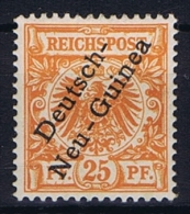 German Deutsch Neu - Guinea: Mi 5 B  MH/* - Kolonie: Deutsch-Neuguinea