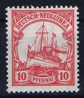 German Deutsch Neu - Guinea: Mi 9 MH/* - Colony: German New Guinea