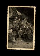 MILITARIA  - CROIX ROUGE - Carte Photo - Guerre 39-45 - - Croix-Rouge