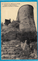34 Herault Env. De Lamalou Ruines Du Mont St Michel Contreforts Chapelle Richardet 102 - Lamalou Les Bains