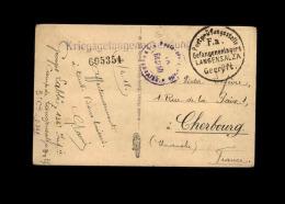 MILITARIA - FRANCHISE MILITAIRE - Marcophilie (Lettres)